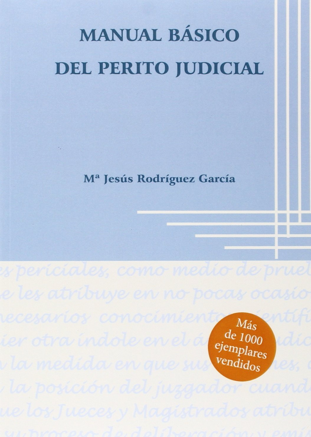 Buy Manual basico del perito judicial / Basic Manual of court expert Book  Online at Low Prices in India | Manual basico del perito judicial / Basic  Manual ...