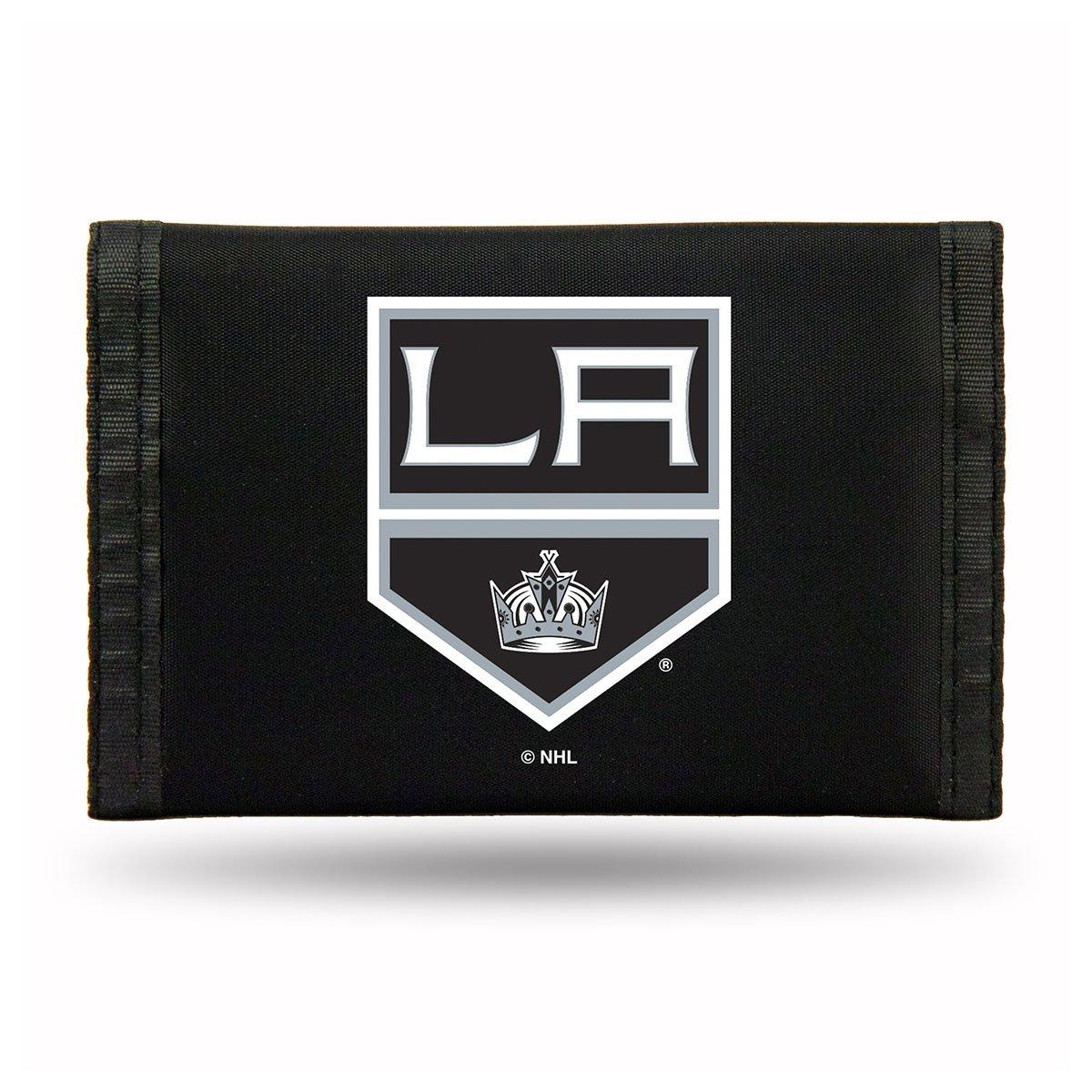 Tag Express Los Angeles Kings Nylon Wallet,black,Large