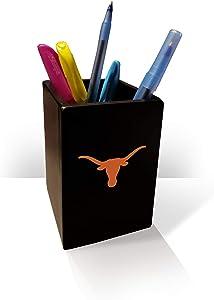 Fan Creations NCAA Texas Longhorns Pen/Pencil Holder