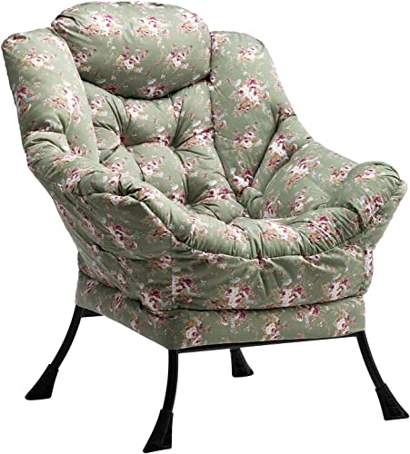 Deal of the week: AbocoFur Modern Extra Large Cotton Fabric Lazy Chair