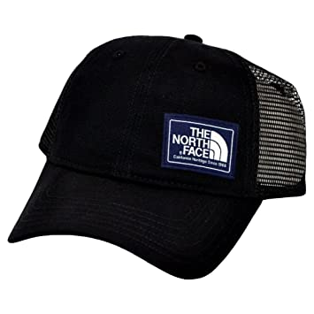 The North Face Mudder Trucker Gorro Gorra, TNF Negro, un tamaño