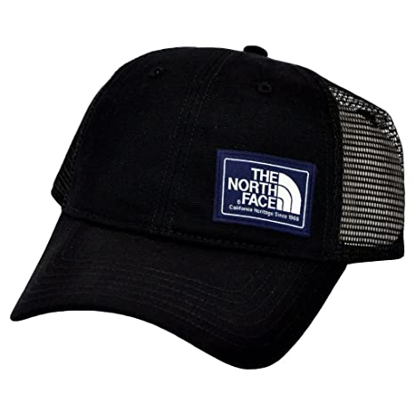 The North Face Mudder Trucker Gorro Gorra, TNF Negro, un tamaño ...