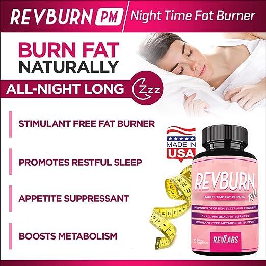 Amazon.com: revburn PM para ella (con manzanilla)-Noche ...