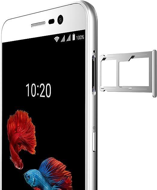ZTE Blade A910 SIM Doble 4G 16GB Plata: Amazon.es: Electrónica