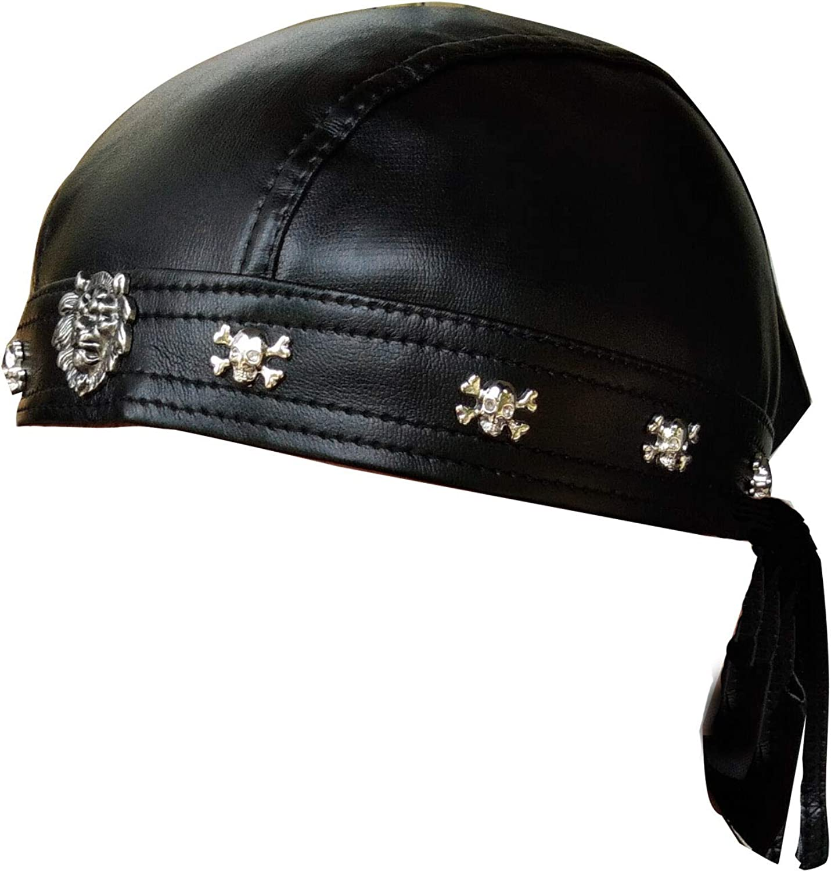 Doo Head Wrap Do Polyester Save Hat Du Skull Cap Motorcycle Black Rag Men Biker