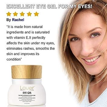 Amazon.com: Gel de ojos para apariencia de círculos oscuros ...