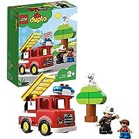 LEGO Duplo Kasaba İtfaiye Kamyonu 10901 Yapım Parçaları (21 Parça)