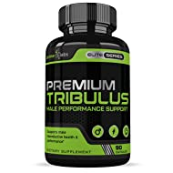 Premium Tribulus Terrestris :: Male Performance Support :: Promotes Reproductive Health :: Encourages