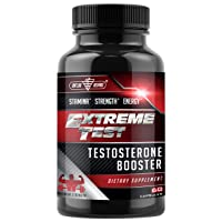 Test Boost Advanced Dietary Supplement - Male Enhancement Formula - Powerful Stamina...