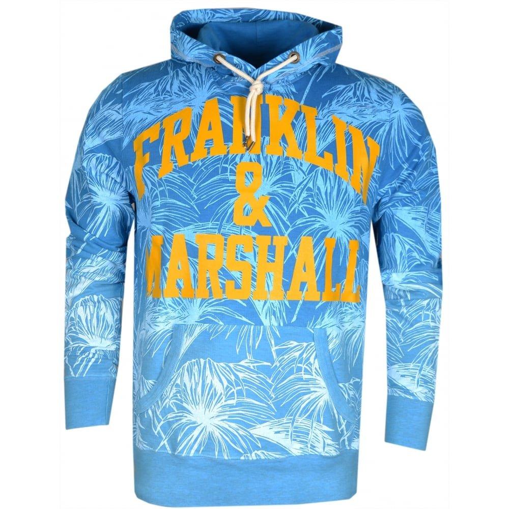 Franklin & Marshall - Sudadera con Capucha - para Hombre: Amazon.es: Ropa y accesorios