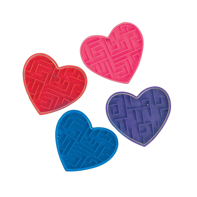 Amazon Fun Express Heart Maze Puzzles Kitchen Dining