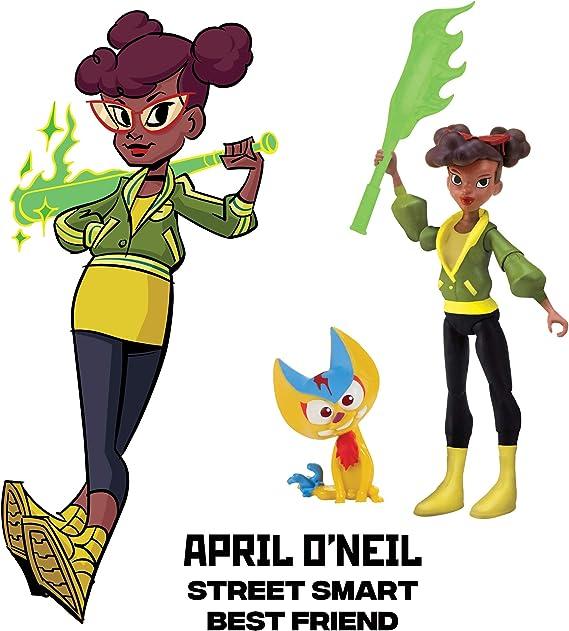 Amazon.com: Figura de acción de Rise of the Teenage Mutant ...