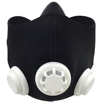 BHUE Máscara De Entrenamiento Deportivo Máscaras De Acondicionamiento De Alta Altitud para Correr Entrenamiento De Ciclismo