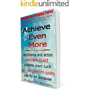 Achieve Even More (Permission Granted Today)