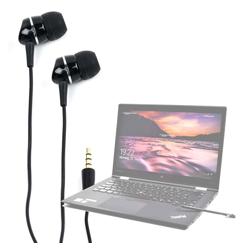 DURAGADGET Auriculares para Portátil ASUS ZENBOOK S13 ...