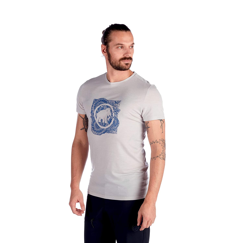 Hombre Mammut Alnasca Camiseta