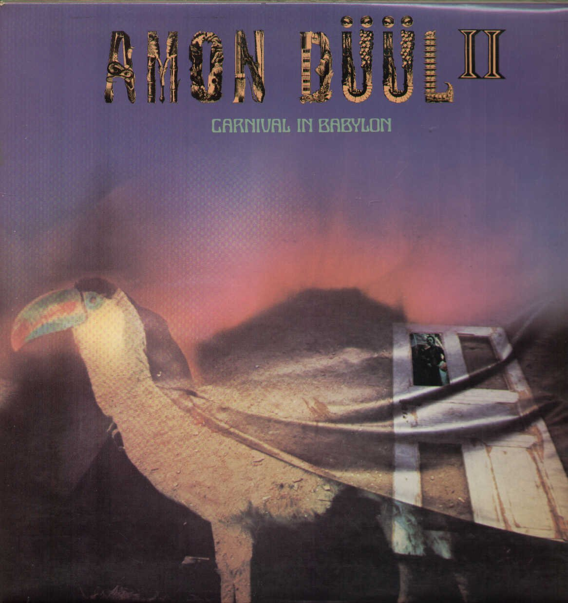 Carnival in Babylon (UK 1st pressing vinyl LP)