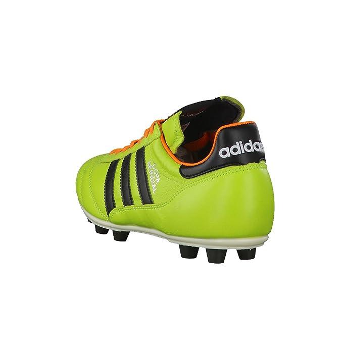 buy online dd8be 9f021 Adidas Copa Mundial Samba Fussballschuhe solar slime-black-solar zest - 46   Amazon.co.uk  Sports   Outdoors