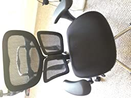 Amazon Com Workpro Commercial Mesh Executive Chair Grey