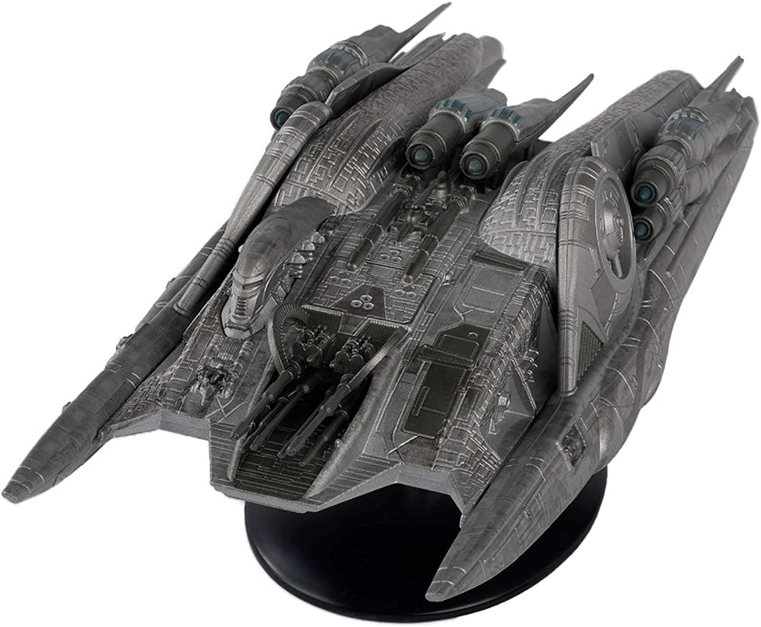 Hero Collector   Battlestar Galactica Collection   Heavy Raider with Magazine Issue 19 by Eaglemoss: Toys & Games