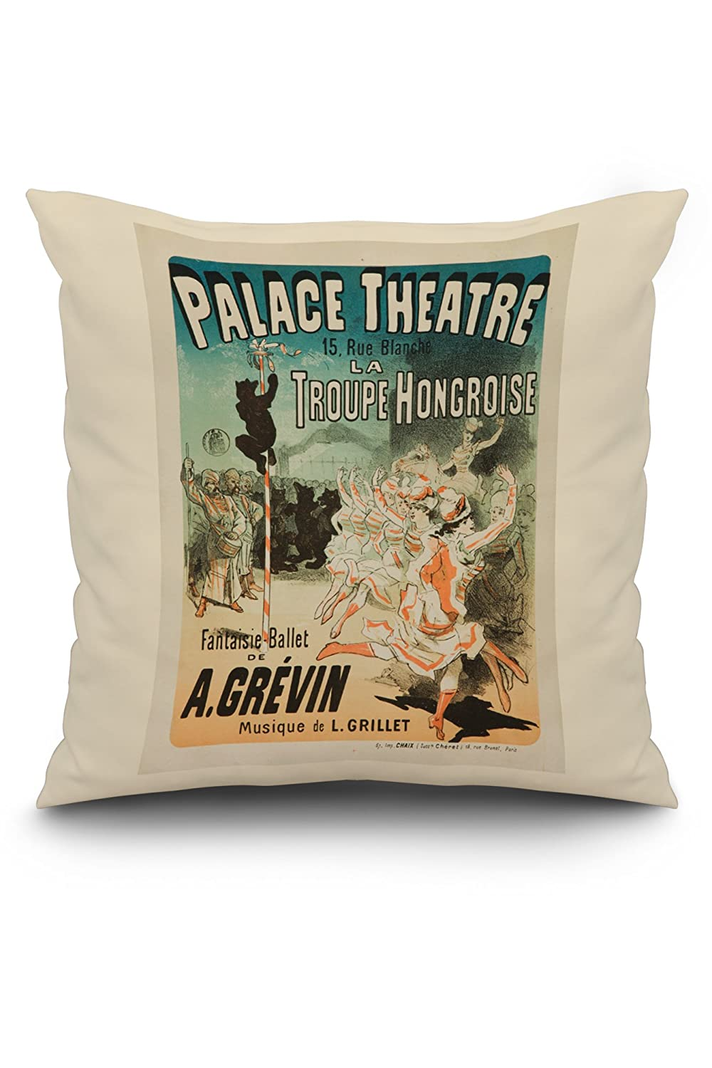 Amazon.com: Palace Theatre - A Grevin Vintage Poster (artist ...