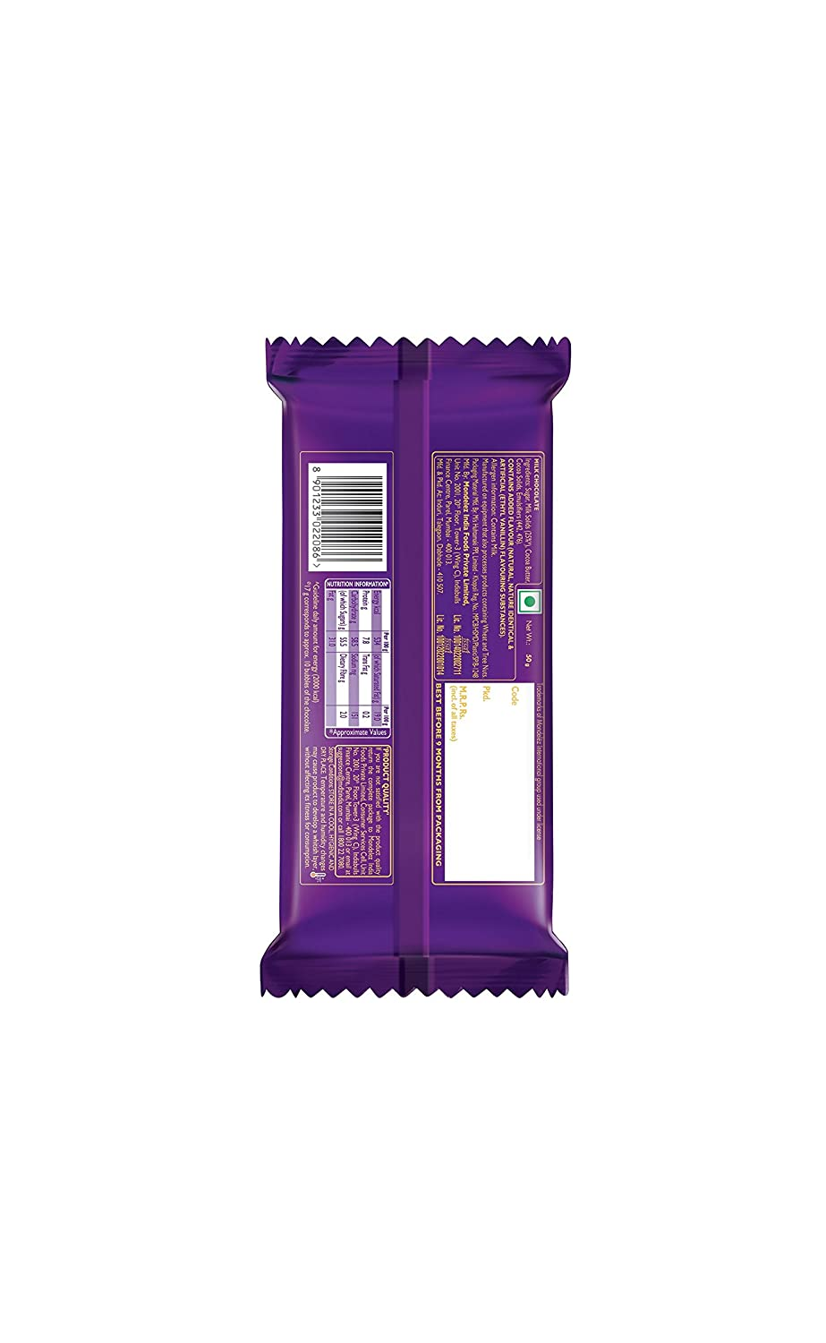 Cadbury Dairy Milk Silk Bubbly Chocolate Bar 50g Sugar Baby Premium Swimming Pool Bubble Time Grocery Gourmet Foods