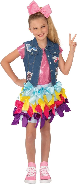 Rubie's JoJo Siwa Costume Bow Dress, Medium