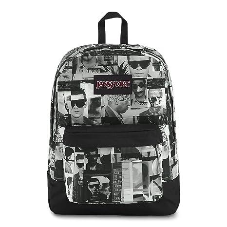 3913384fc22 JanSport Black Label Superbreak Backpack - Bad Boys - Classic, Ultralight
