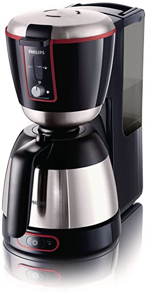 Philips HD 7692/90 Kaffeeautomat Essential Mit Thermoskanne / Schwarz Design Ideas