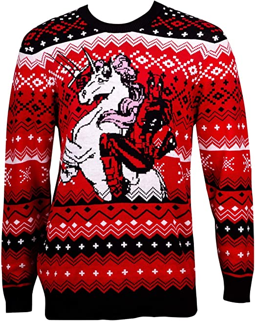 Revista Dimensión Digital 50+ Ugly Sweaters Navideños inspirados en Series y pelis