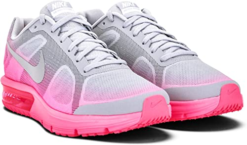 NIKE Air MAX Sequent (GS), Zapatillas de Running para Niñas: Amazon.es: Zapatos y complementos