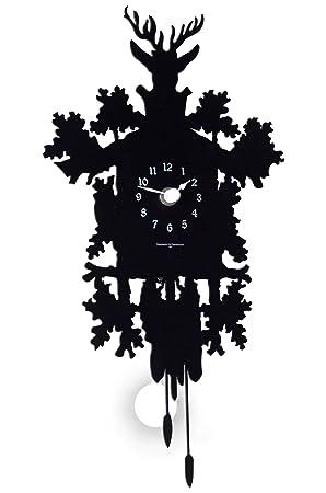 Horloge style coucou avec pendule - Design Italien Diamantini ...