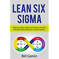 Lean Six Sigma: Step-by-Step Guide to Improve Quality and Eliminate Defects in Any Process (English Edition)