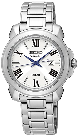 Amazon.com: Seiko premier SUT321P1 Womens automatic-self-wind watch: Seiko: Watches