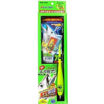 冨士灯器 太刀魚セット タイプN3LG緑の画像