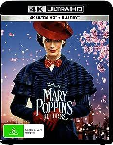 Mary Poppins Returns (4K Ultra HD + Blu-ray)