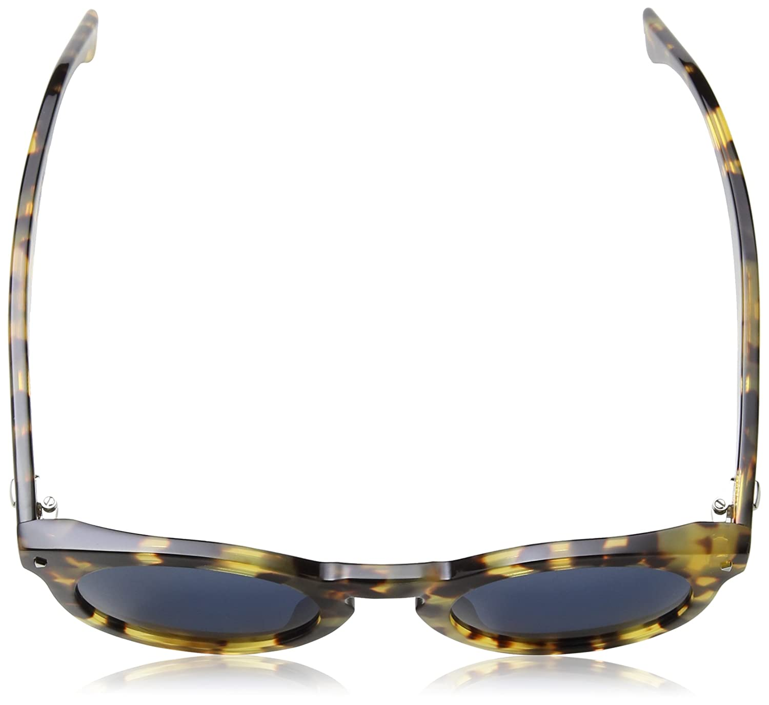 6e075e61 Fendi Sunglasses 0214/S 0SCL Yellow Havana with blue avio ...