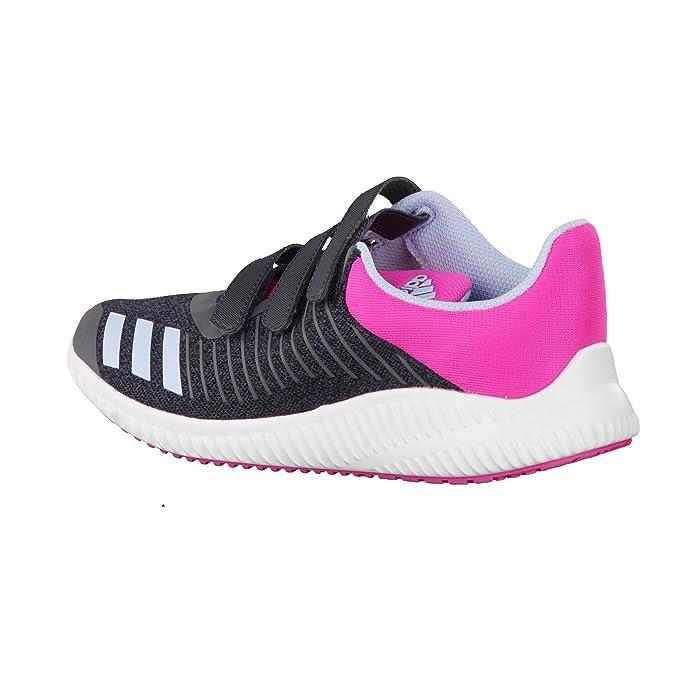 adidas Kinder-Sportschuhe FortaRun CF K, Grau (Griosc/Azusen/Rosimp), FortaRun CF K