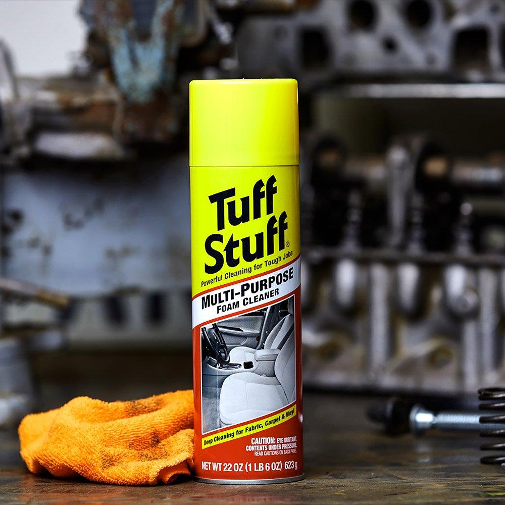 amazon com tuff stuff multi purpose foam cleaner 22 ounces home