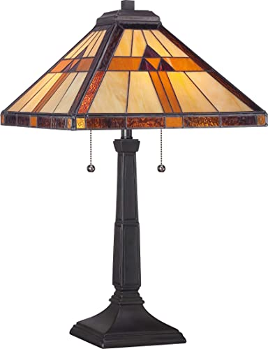 Quoizel TF1427T Bryant Tiffany Table Lamp