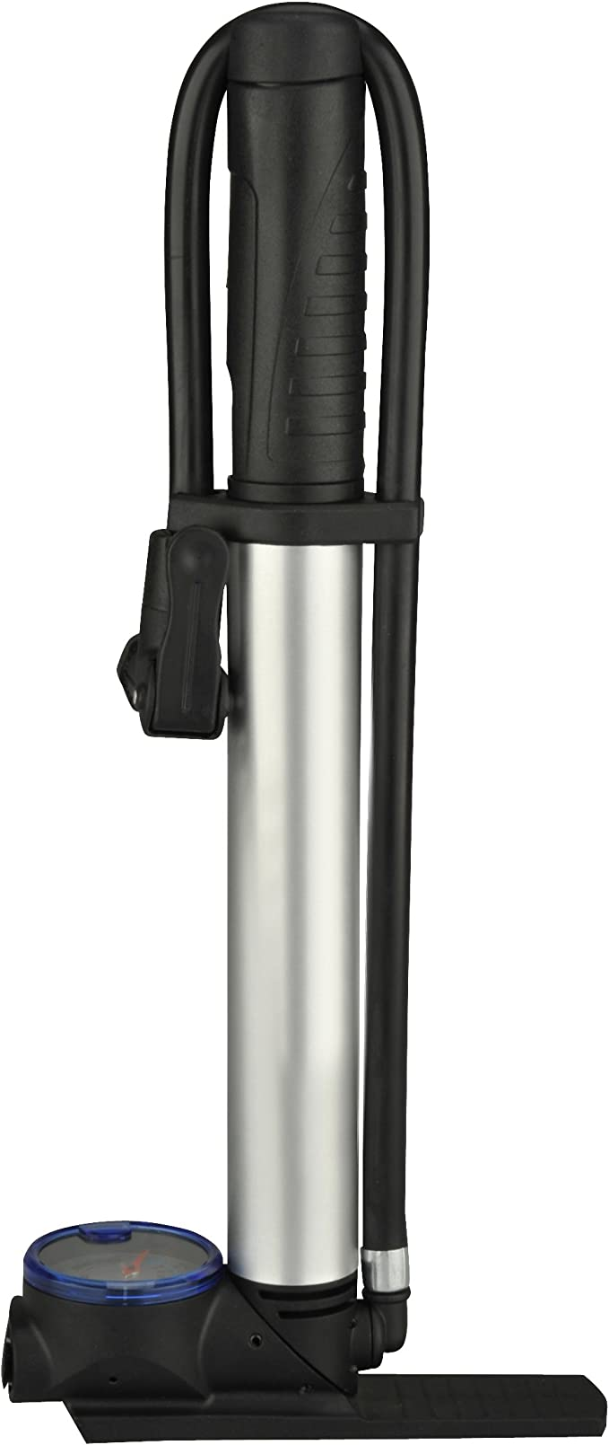 CO2 Zylinder schwarz Fahrrad Reifenfüller Kopf Mini Hand Pumpenkopf Fahrrad