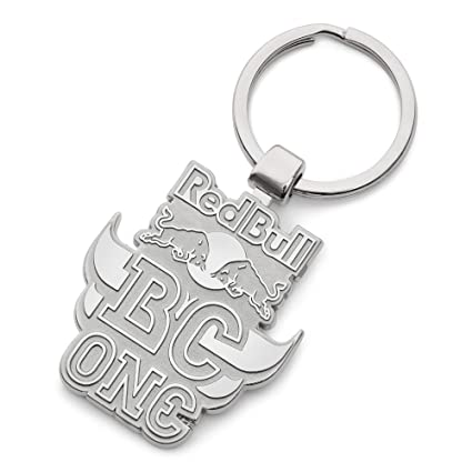 Red Bull BC One Llavero, Gris Unisexo Talla única Keyring ...