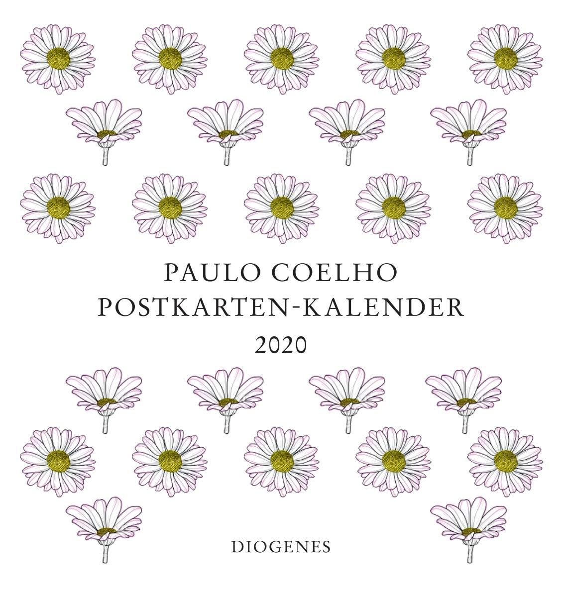 Postkarten-Kalender 2020: Amazon.es: Paulo Coelho: Libros en ...