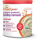 Happy Baby, Happy Bellies Organic Oatmeal Cereal, 7 oz