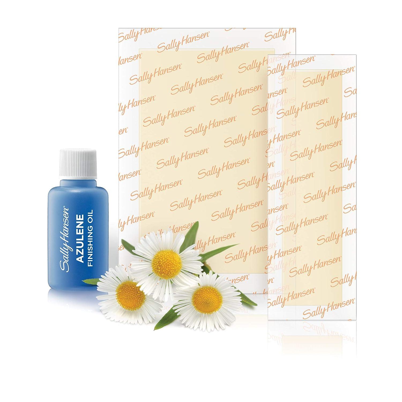 SALLY HANSEN Hair Remover Wax Strip Kit for Body - SH2040: Amazon.es: Salud y cuidado personal