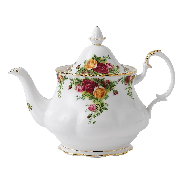 Royal Albert Old Country Roses 3-Piece Tea Set Royal Doulton 652383203570