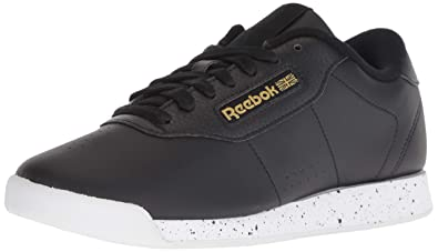 e710fe71af85c Image Unavailable. Image not available for. Color  Reebok Women s Princess  Sneaker ...