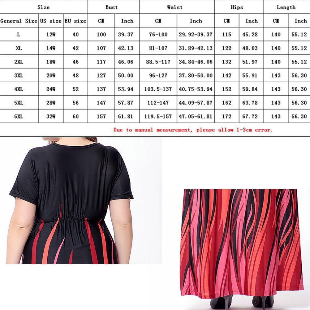 Zhuhaitf Casual Sleeveless Priting Holiday Long Dress Personality Vacation Dresses