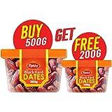 Black Fard Dates (Buy 500 G Get 200G Manna Dates Free)