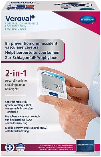 Amazon.com: Hartmann Veroval Blood Pressure Monitor With Ecg ...